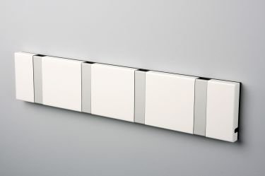 White design hook rack KNAX Denmark